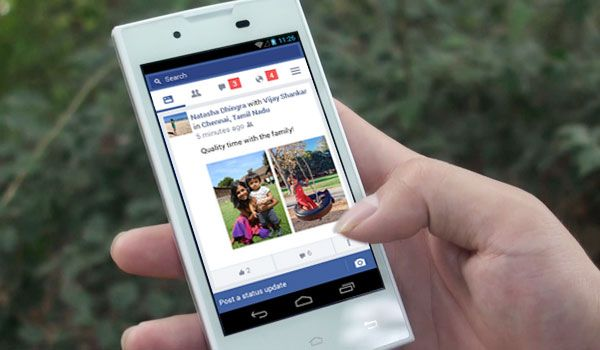 Hình ảnh Facebook Lite android in Facebook Lite