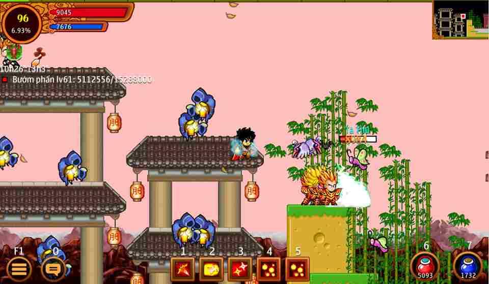 Hình ảnh download game ninja school online in Ninja School Online