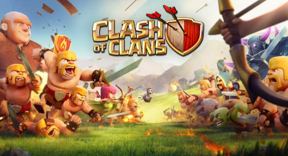 Hình ảnh game Clash of Clans mobile in Clash of Clans