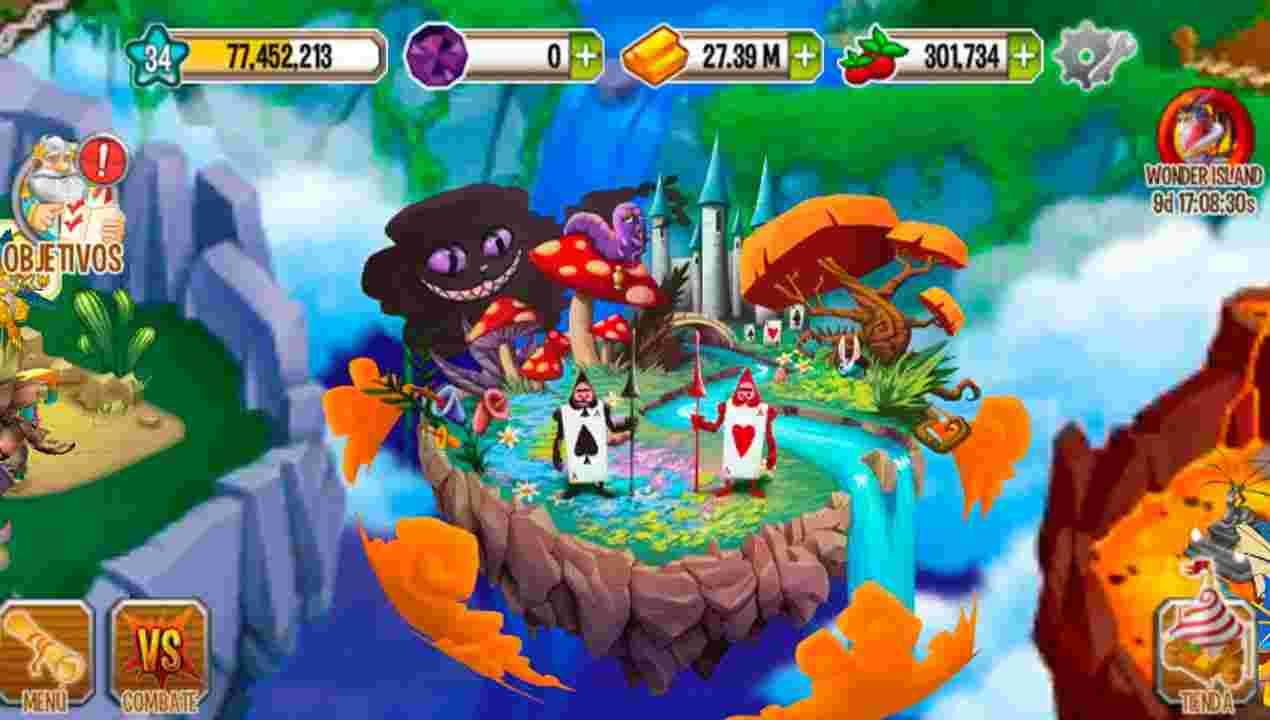 Hình ảnh game Dragon City in Dragon City