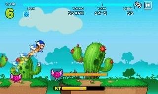 Hình ảnh game Ninja Sieu Toc in Ninja Siêu Tốc