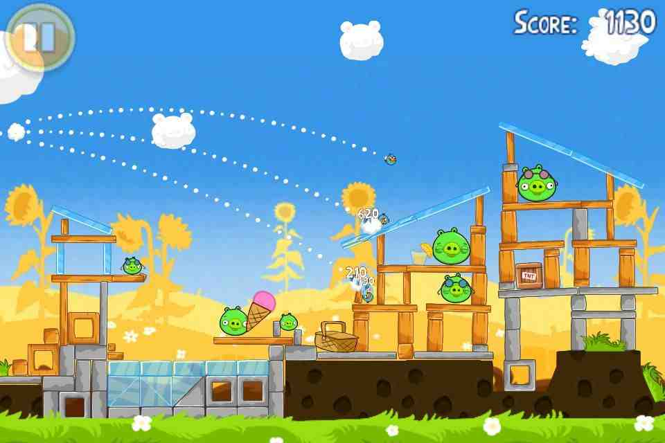 Hình ảnh game angry bird android in Angry Bird
