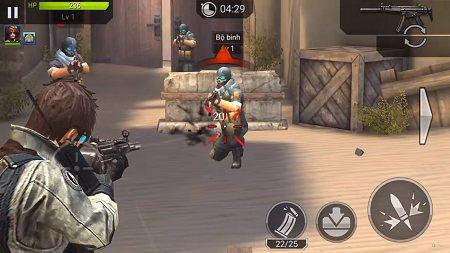 Hình ảnh game chien dich huyen thoai mobile in Chiến Dịch Huyền Thoại
