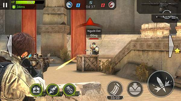 Hình ảnh game chien dich huyen thoai in Chiến Dịch Huyền Thoại