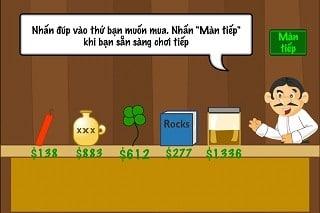 Hình ảnh game dao vang mobile in Đào Vàng Mobile