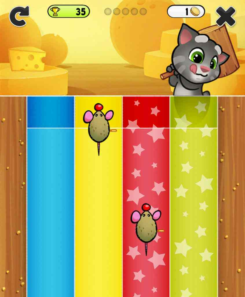 Hình ảnh game my tom in My Talking Tom