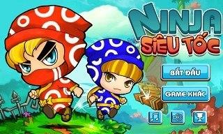 Hình ảnh tai game Ninja Sieu Toc in Ninja Siêu Tốc