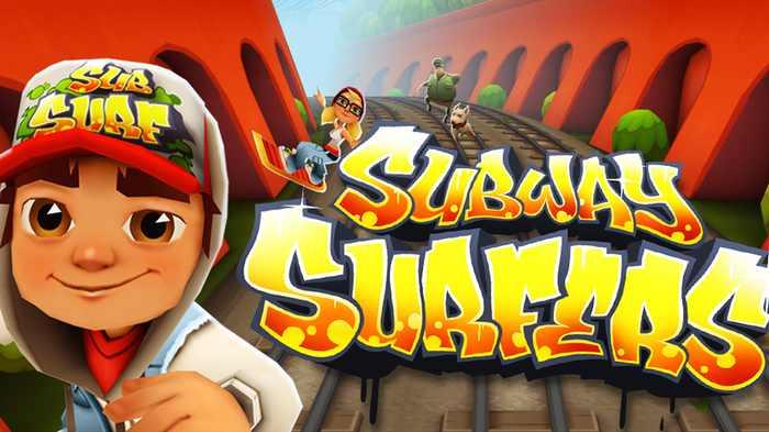 Hình ảnh tai game Subway Surfers in Subway Surfers