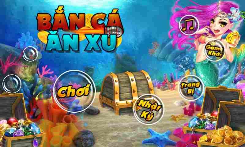 Hình ảnh tai game ban ca an xu in Bắn Cá Ăn Xu