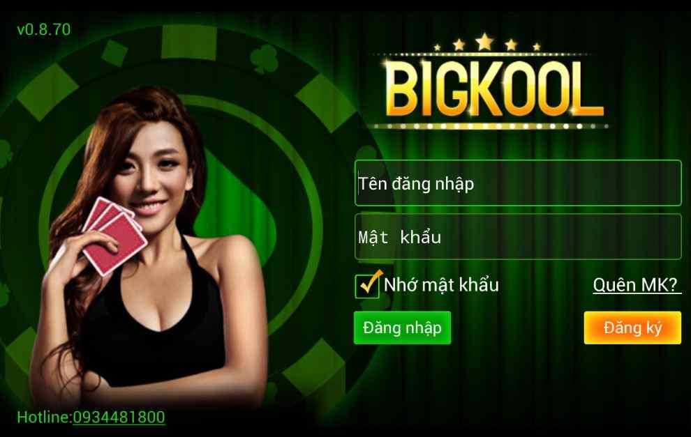 Hình ảnh tai game bigkool cho android ios in BigKool