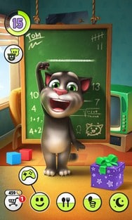 Hình ảnh tai game my talking tom in My Talking Tom