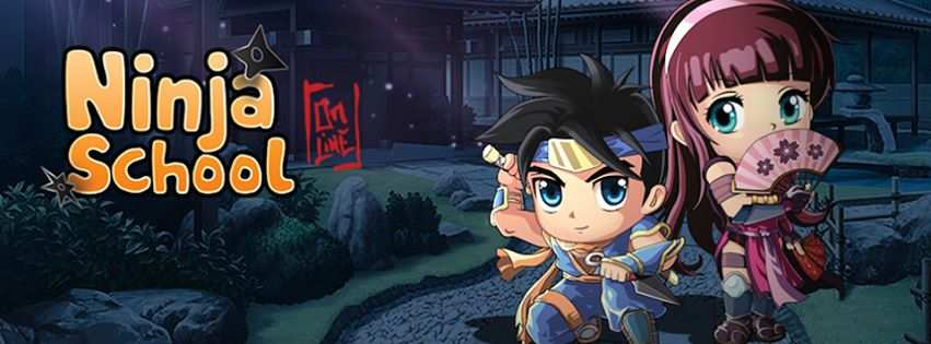 Hình ảnh tai game ninja school online compressed in Ninja School Online