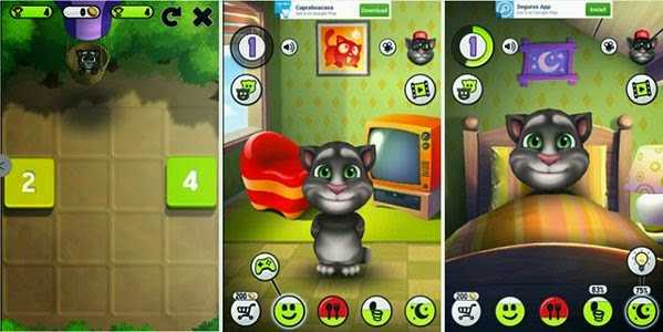 Hình ảnh tai my talking tom in My Talking Tom