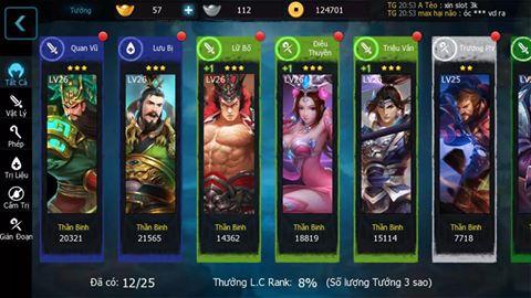 Hình ảnh game 3Q Cu Hanh in 3Q Củ Hành