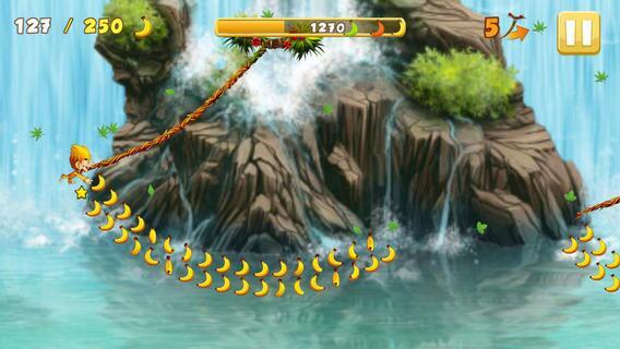 Hình ảnh game Benji Bananas in Benji Bananas