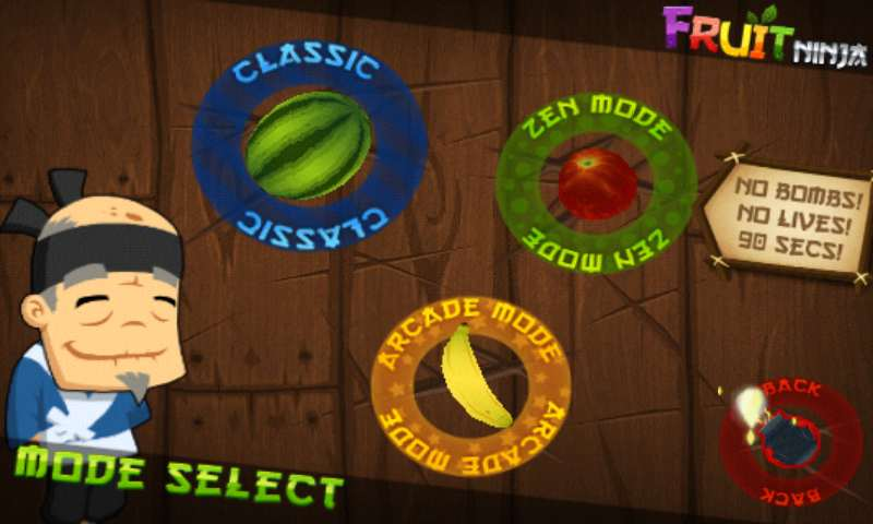 Hình ảnh game Fruit Ninja in Fruit Ninja