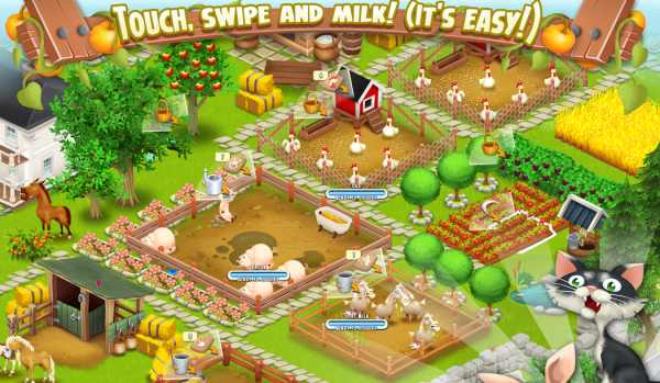 Hình ảnh game Hay Day mien phi in Hay Day