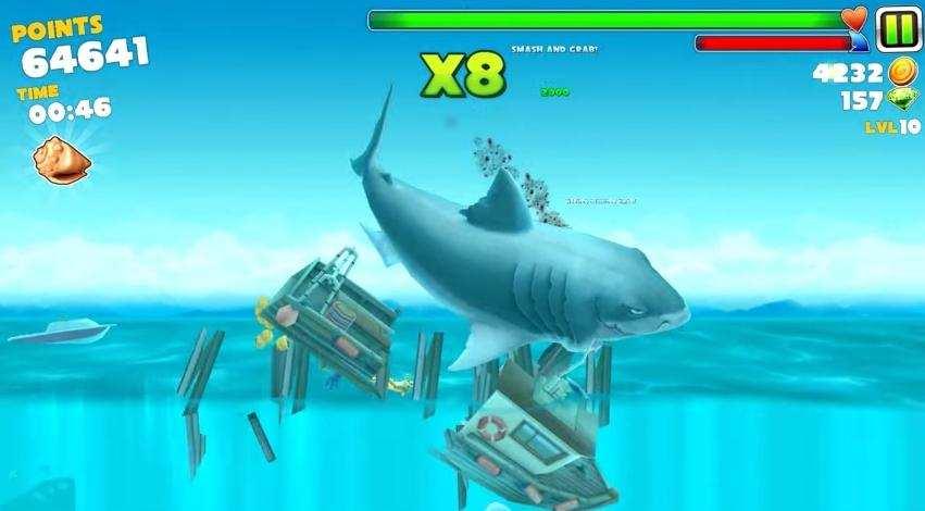 Hình ảnh game Hungry Shark Evolution android in Hungry Shark Evolution