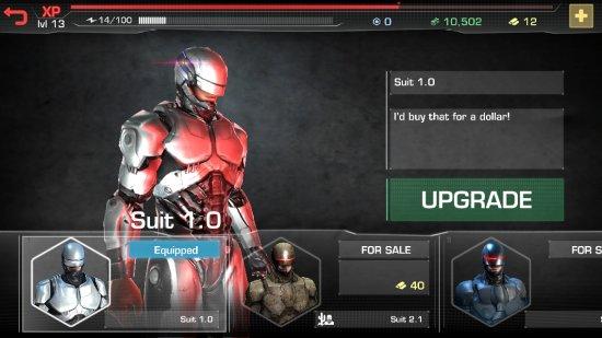 Hình ảnh game RoboCop mobile in RoboCop