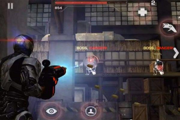 Hình ảnh game RoboCop in RoboCop