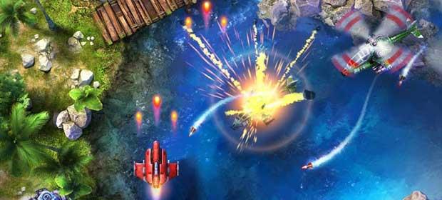 Hình ảnh game Sky Force 2014 in Sky Force 2014
