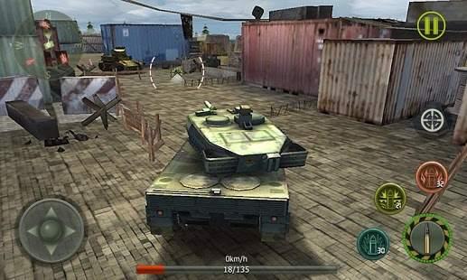 Hình ảnh game Tank Strike 3D android in Tank Strike 3D