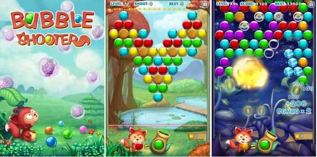 Hình ảnh game ban bong mien phi in Bắn Bóng