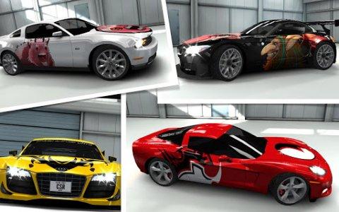 Hình ảnh game csr racing mobile in CSR Racing