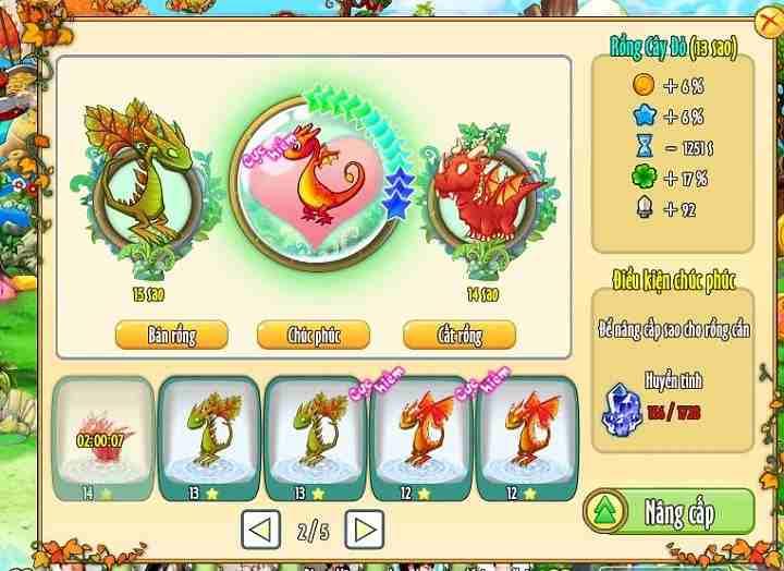 Hình ảnh game dao rong mobile in Đảo Rồng