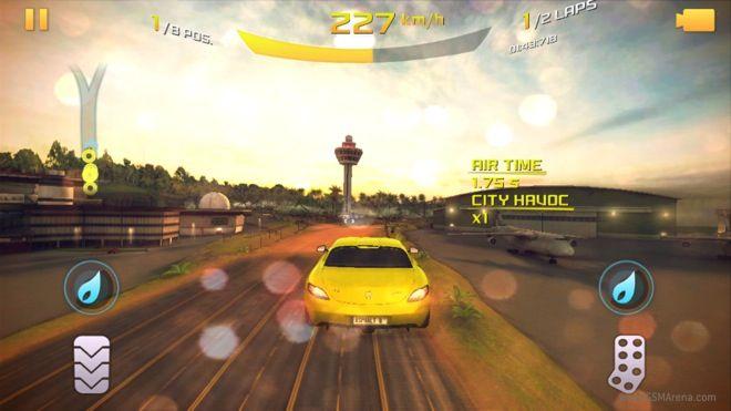 Hình ảnh game dua xe o to mobile in Đua Xe Ô Tô