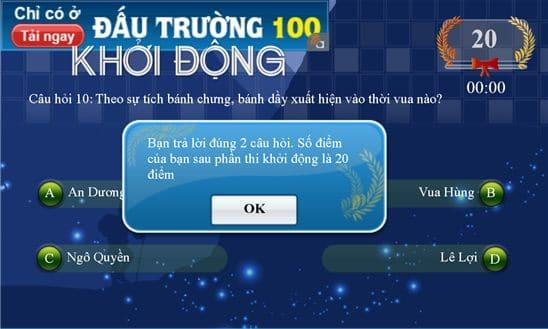 Hình ảnh game duong len dinh olympia moi nhat in Đường Lên Đỉnh Olympia