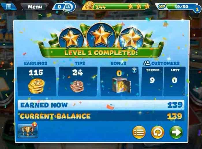 Hình ảnh game nau an mobile in Nấu Ăn