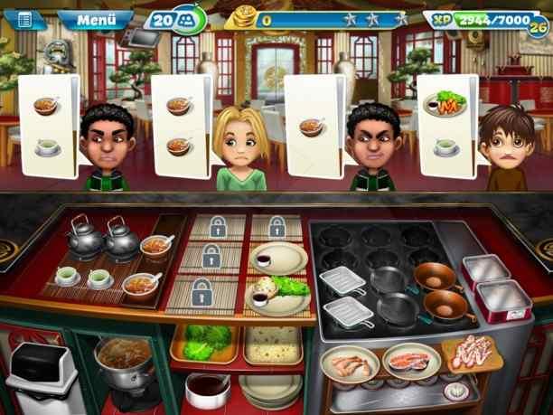 Hình ảnh game nau an in Nấu Ăn