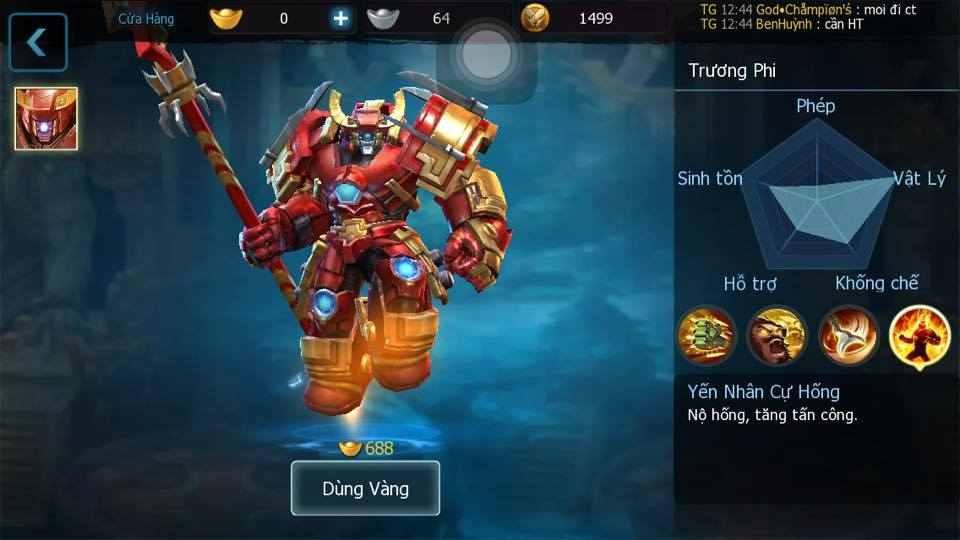 Hình ảnh tai game 3Q Cu Hanh in 3Q Củ Hành