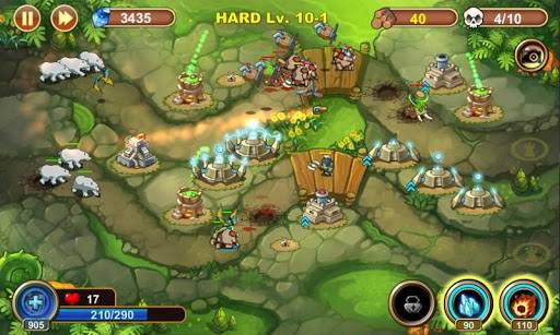 Hình ảnh tai game Castle Defense in Castle Defense