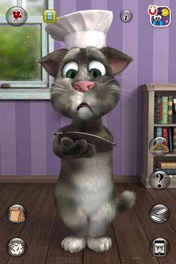 Hình ảnh tai game Talking Tom Cat in Talking Tom Cat