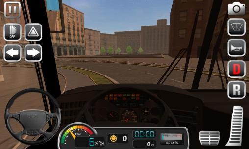 Hình ảnh tai game lai xe bus in Lái Xe Bus