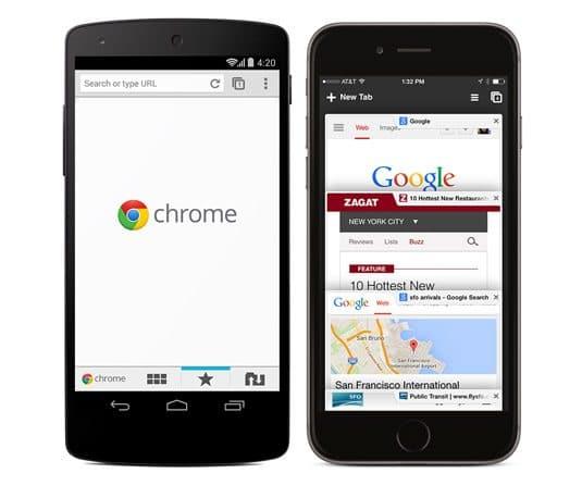 Hình ảnh ung dung Chrome in Chrome