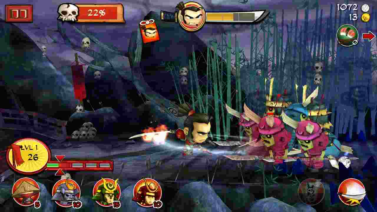 Hình ảnh game Samurai mien phi in Samurai