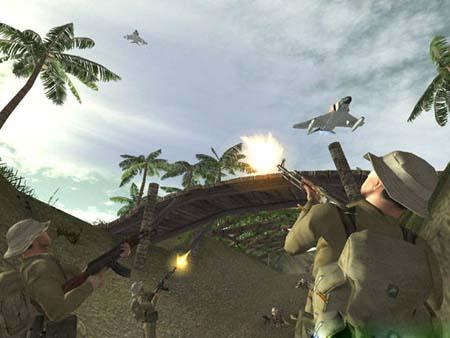 Hình ảnh game chien tranh viet nam in Chiến Tranh Việt Nam