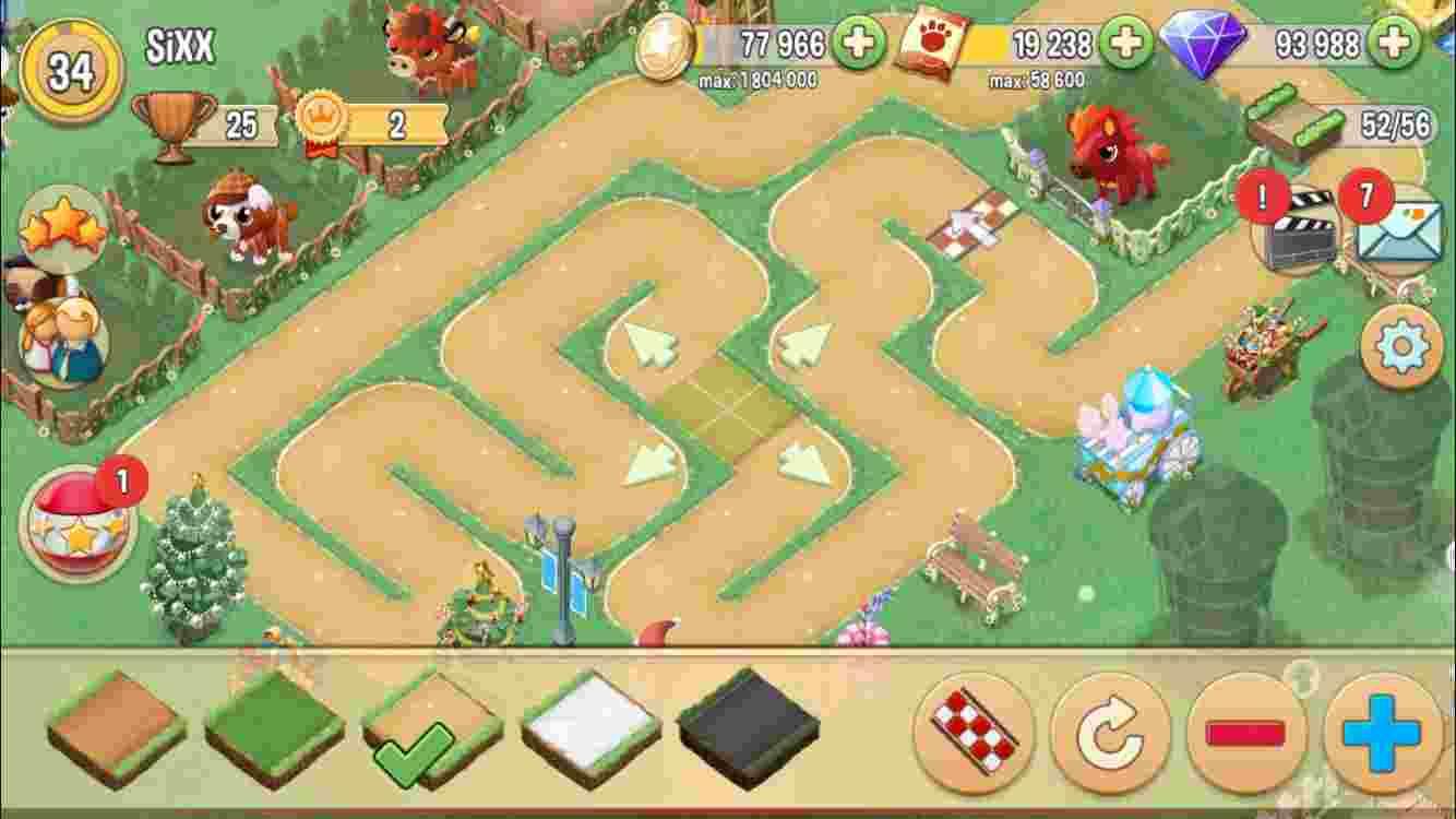 Hình ảnh game dua thu mien phi in Đua Thú