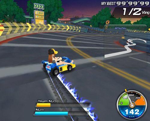 Hình ảnh tai game Zing Speed in Zing Speed