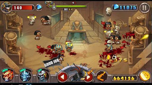 Hình ảnh tai game ban zombie in Bắn Zombie