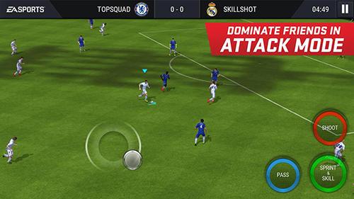 Hình ảnh game FIFA 17 mien phi in FIFA 17