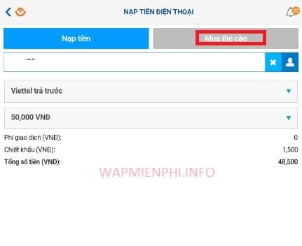 Hình ảnh rut tien tu vi viet 2 in Hướng dẫn rút tiền từ Ví Việt