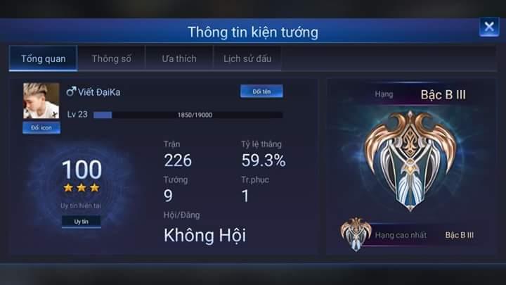 Hình ảnh tai game lien quan mobile in Liên Quân Mobile