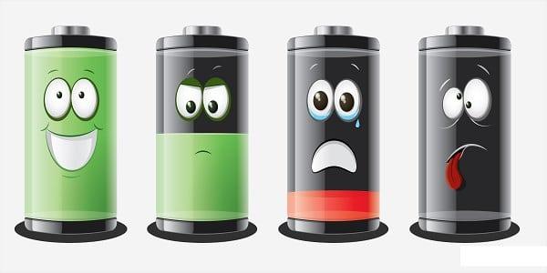 Hình ảnh cach dung pin khong bi chai in Mẹo sử dụng pin điện thoại không bị chai