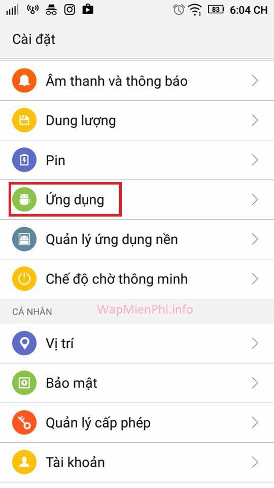 Hình ảnh cach tat ung dung ngam android in Cách tắt các ứng dụng chạy ngầm trên điện thoại Android