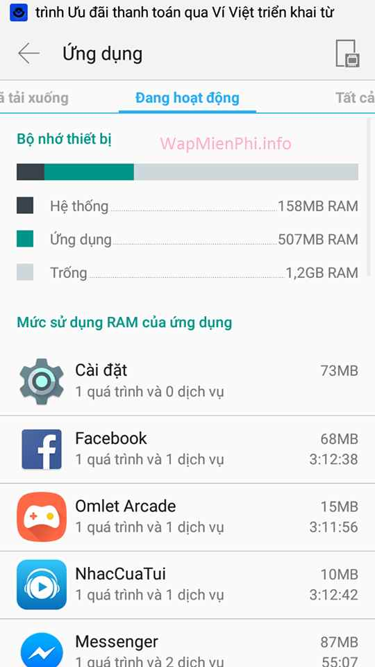 Hình ảnh huong dan tat ung dung ngam android in Cách tắt các ứng dụng chạy ngầm trên điện thoại Android