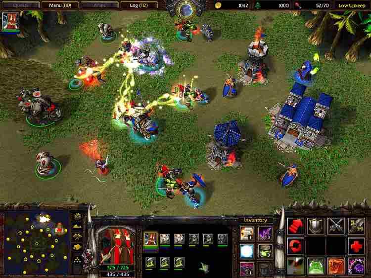 Hình ảnh game Warcraft 3 in Warcraft 3